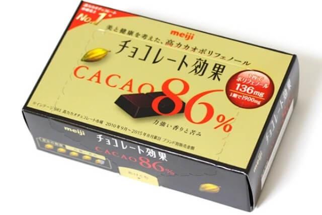 カカオ86%