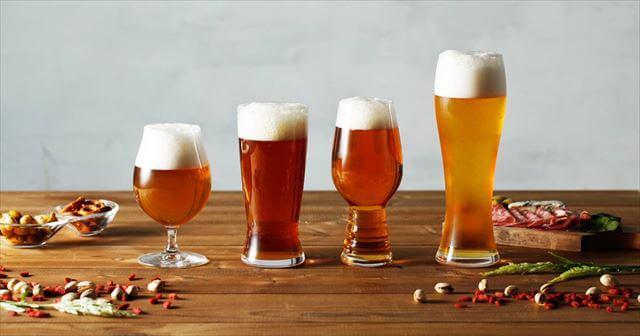 ビールの効果