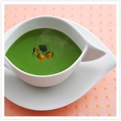 青汁コンソメスープ